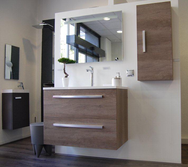 meuble salle de bain woodstock. Black Bedroom Furniture Sets. Home Design Ideas