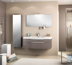 Meubles de cuisines conforama for Meuble salle de bain brossette