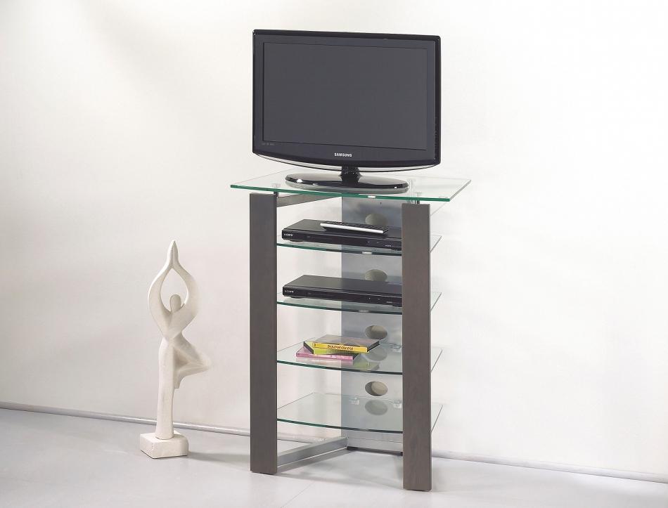 meuble tv assez haut. Black Bedroom Furniture Sets. Home Design Ideas