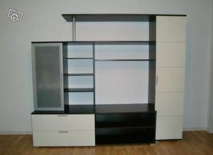 Meuble fly meuble tv ~ Solutions pour la décoration ...