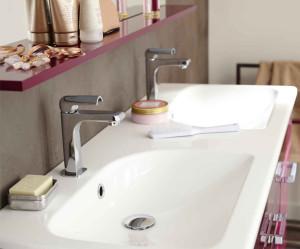 meuble vasque gain de place