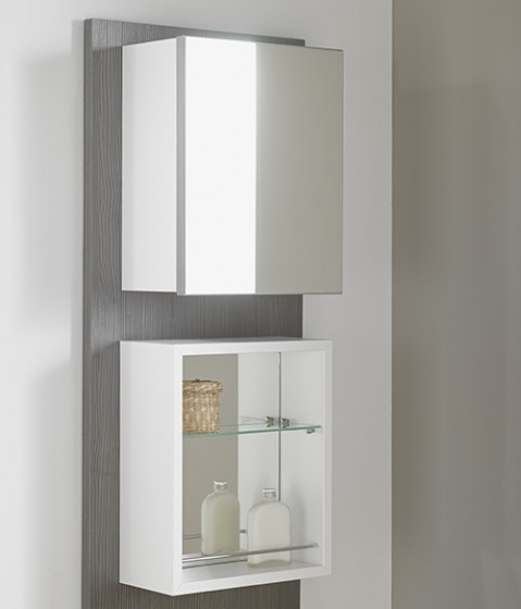 meuble vasque genius chene vert. Black Bedroom Furniture Sets. Home Design Ideas