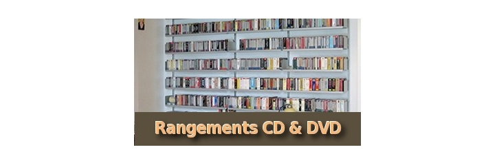 rangement cd et dvd design. Black Bedroom Furniture Sets. Home Design Ideas