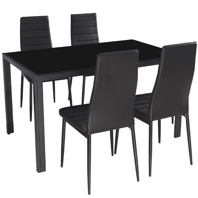 table a manger gifi. Black Bedroom Furniture Sets. Home Design Ideas