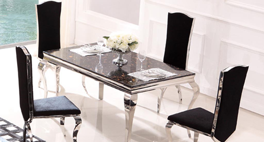 table a manger style baroque. Black Bedroom Furniture Sets. Home Design Ideas