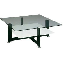 Table basse en verre conforama for Table basse rubis