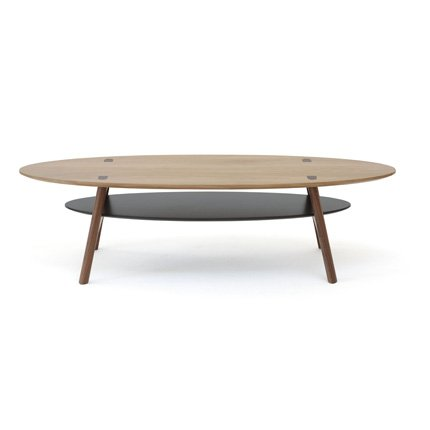 Table basse ovale conforama - Set de table ovale ...
