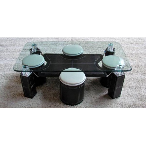table basse quadra