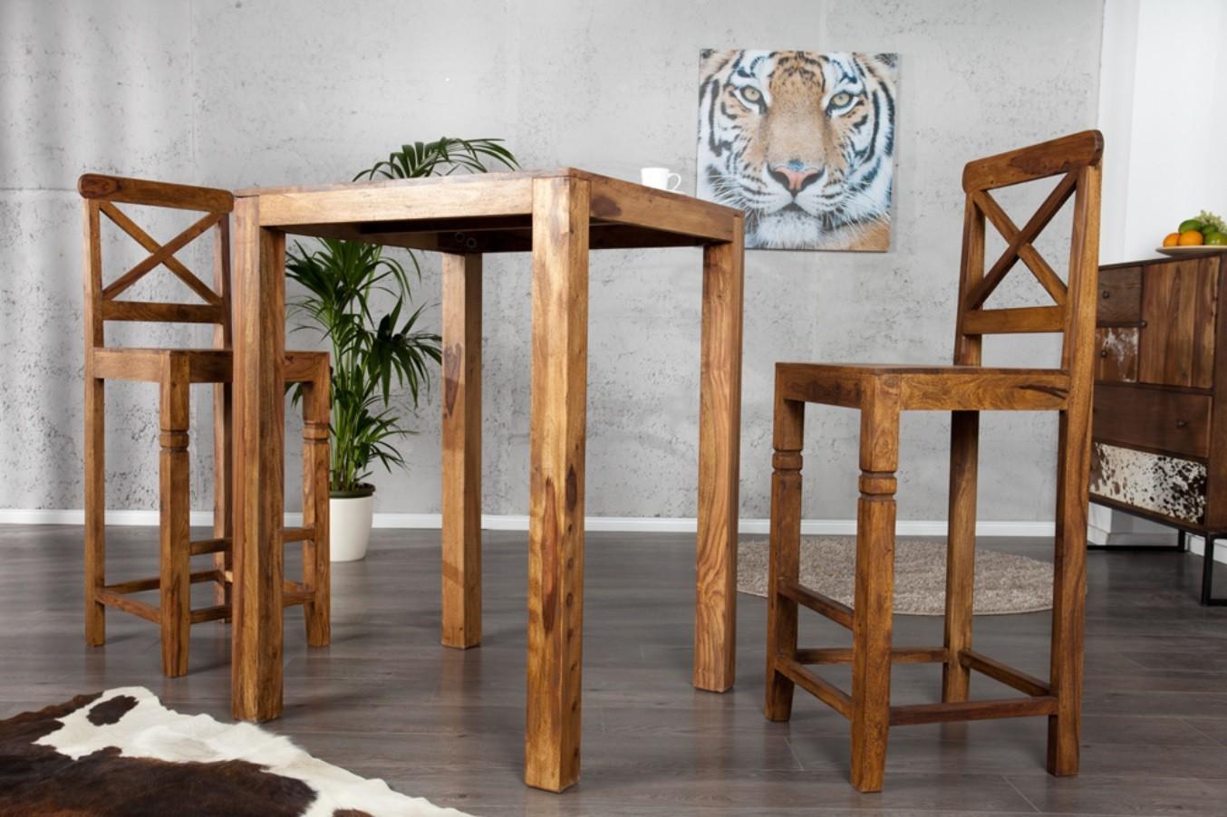 Photo Table De Bar Bois