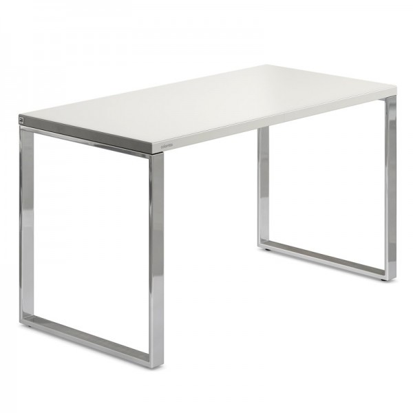 Table de bar en verre ikea for Table blanche ikea