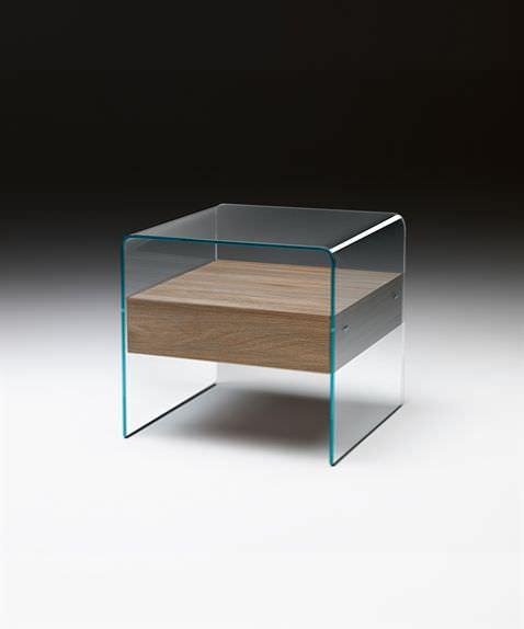Table En Chevet Trouver Design De Verre thsrCQdx