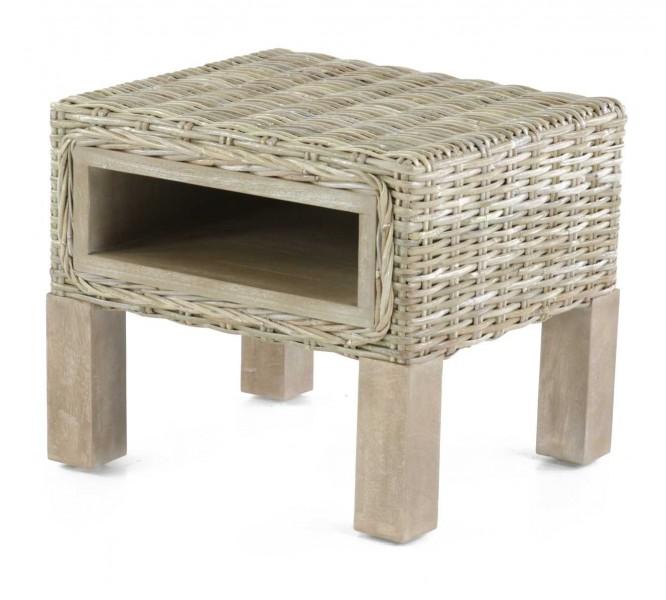 table de chevet kubu