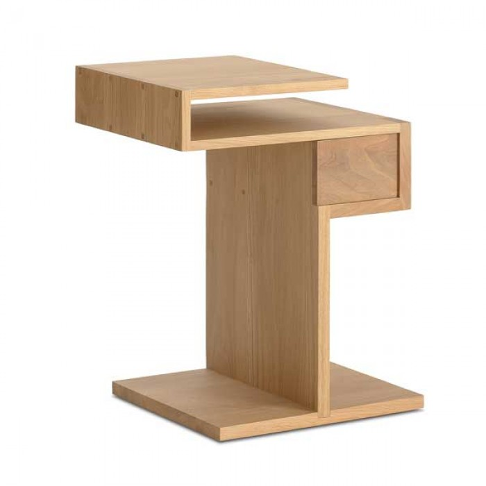 table de chevet simple # Table De Chevet Bois Design