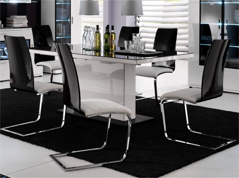 table de salle a manger design. Black Bedroom Furniture Sets. Home Design Ideas