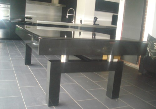 Table de salle a manger qui fait billard - Table de billard convertible table a manger ...