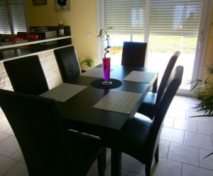 table et chaises salle a manger ikea