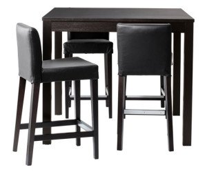 tabouret de bar + table