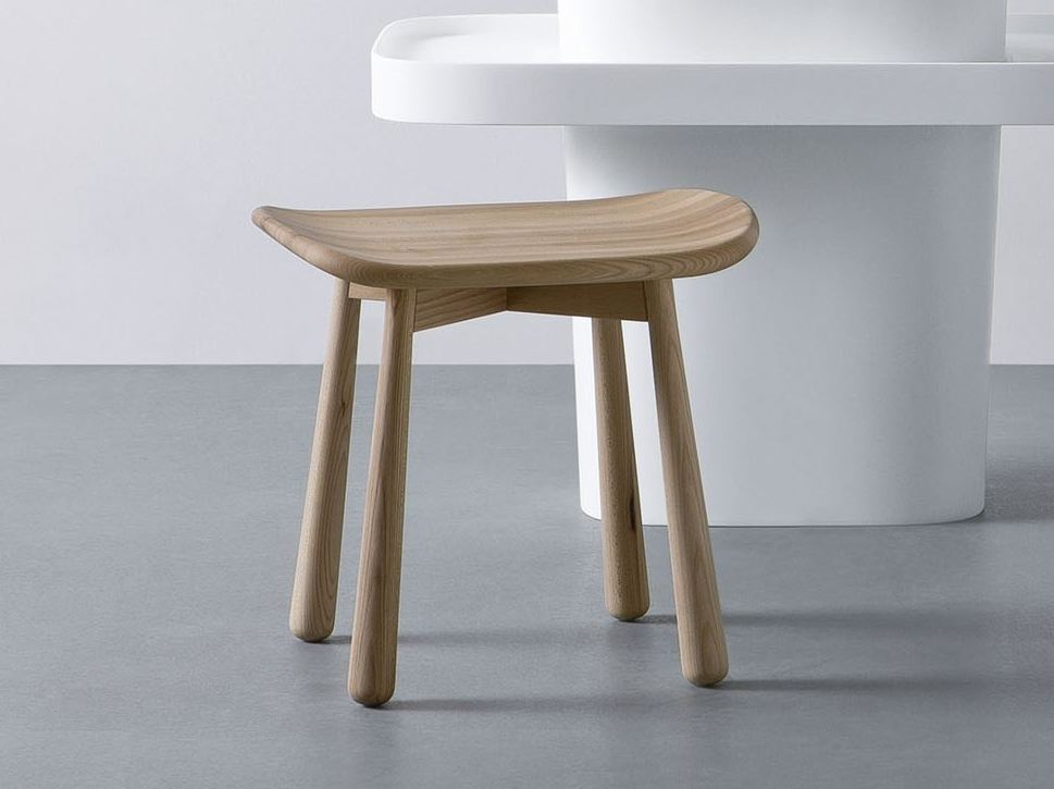 Best Tabouret Salle De Bain Bois Contemporary   House Design .