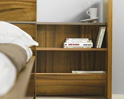 Tete de lit avec rangement integre - Tete de lit avec rangement coulissant ...