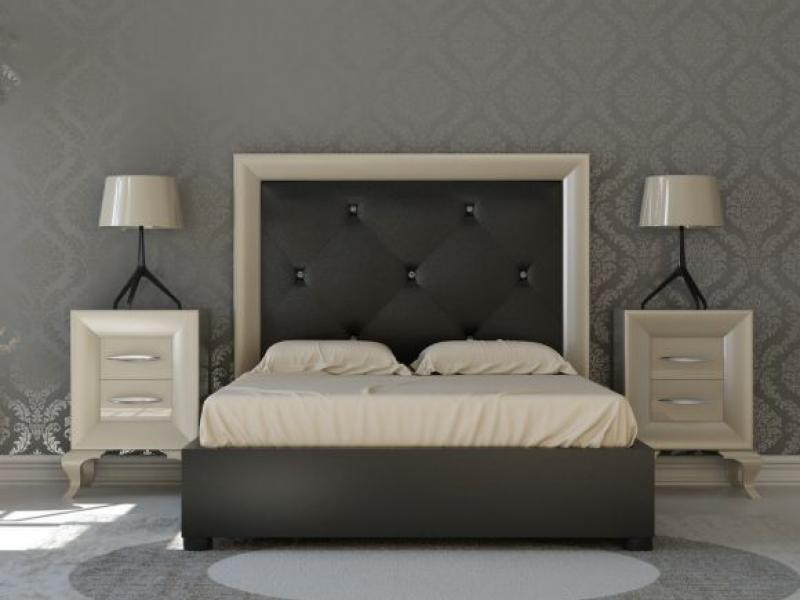 superior maison de la literie tete de lit 7 trendy tete de lit molletonnee mobilier maison. Black Bedroom Furniture Sets. Home Design Ideas