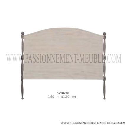 tete de lit jardin d'ulysse 160