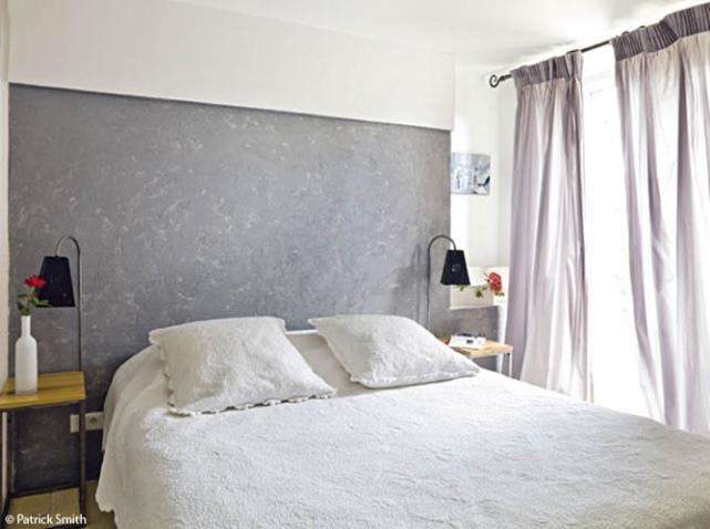 Tete de lit leroy merlin - Deco tete de lit en peinture ...