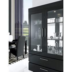 imaison  IKEA PERSBY  étagère murale, brun noir  59x26 cm
