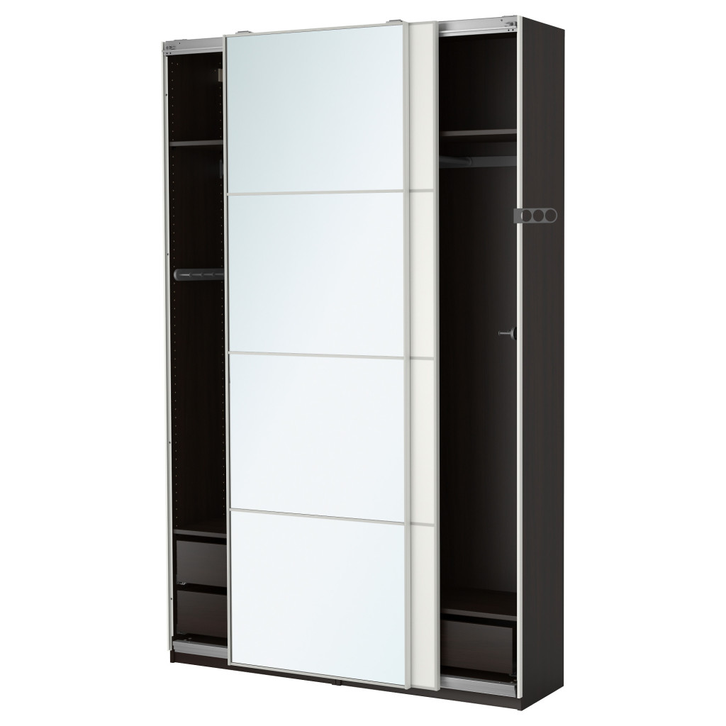 armoire chambre largeur 140. Black Bedroom Furniture Sets. Home Design Ideas