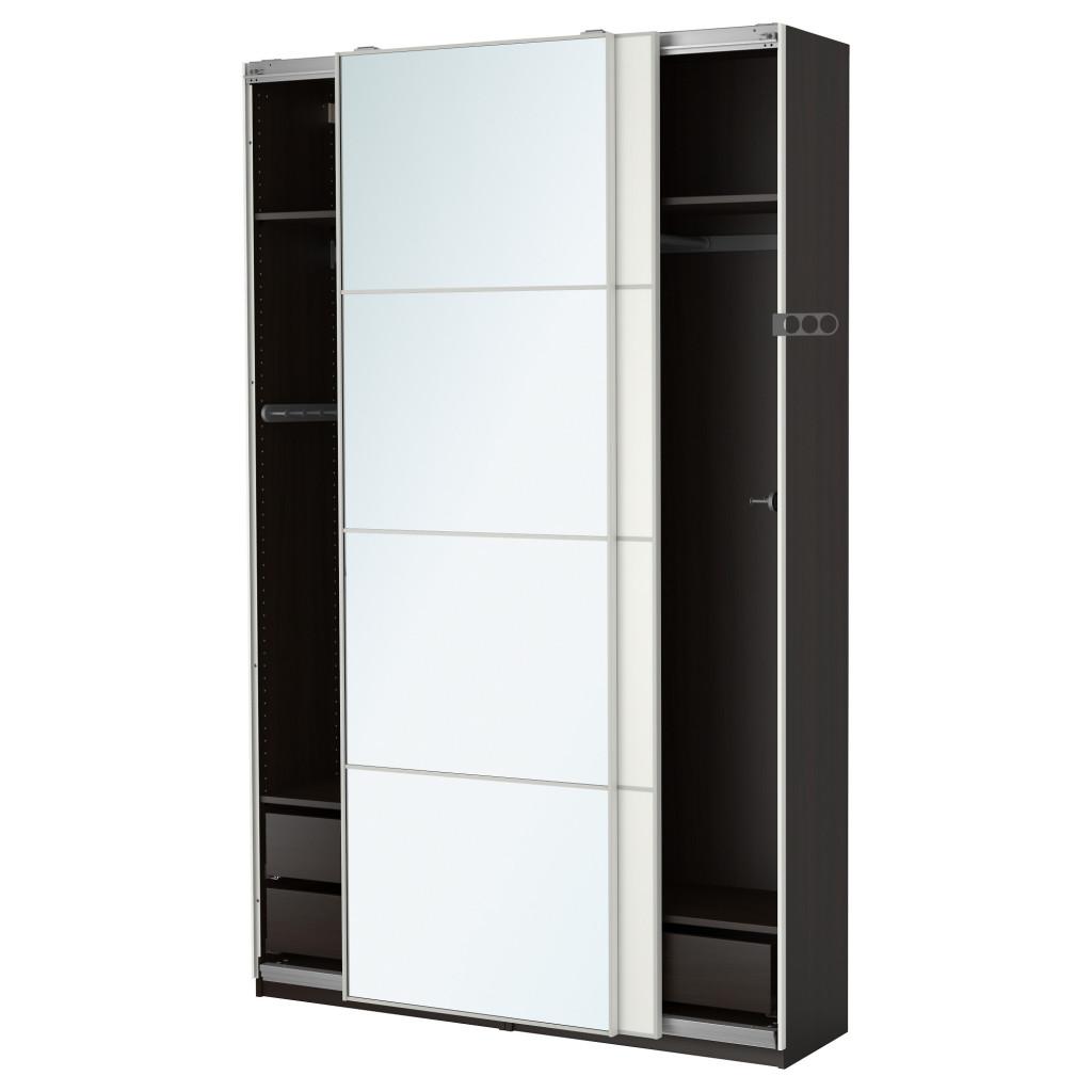 armoire chambre largeur 140. Black Bedroom Furniture Sets. Home Design Ideas