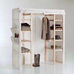 armoire chambre tissu. Black Bedroom Furniture Sets. Home Design Ideas