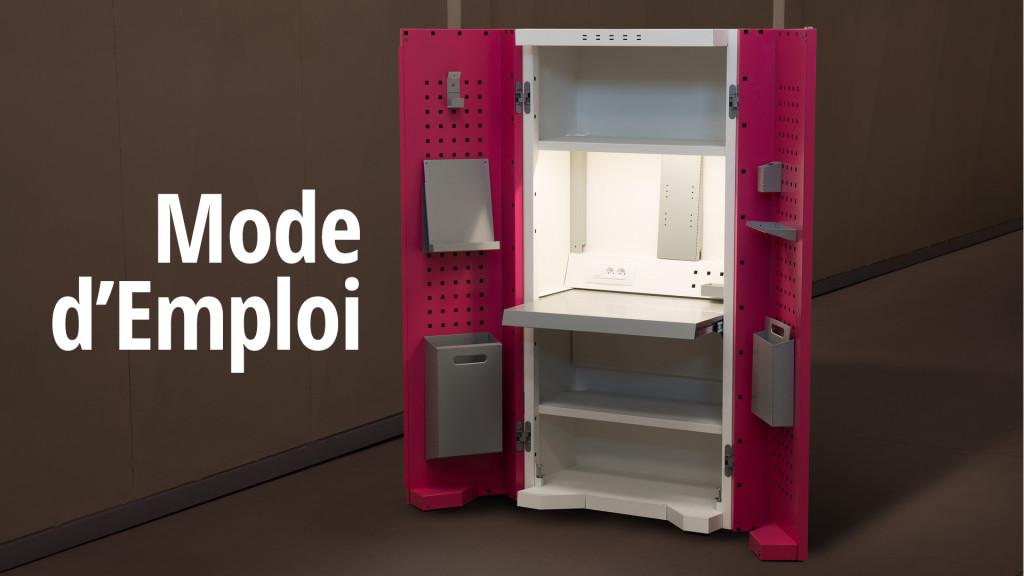 Armoire de bureau jec for Exemple de bureau