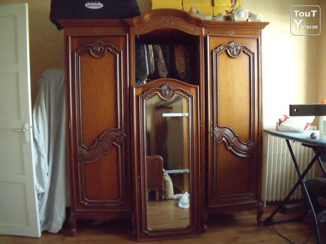armoire de chambre a vendre