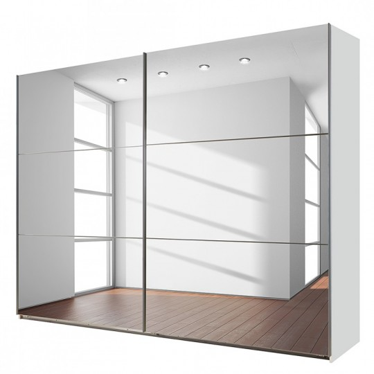 Armoire de chambre miroir for Armoire miroir chambre