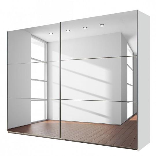 Armoire Chambre Avec Miroir - Maison Design - Hosnya.Com