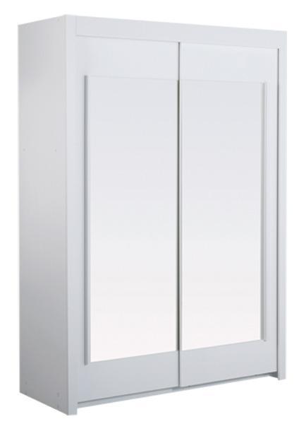Armoire de chambre miroir for Miroir rectangulaire fly