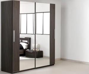 armoire de chambre miroir