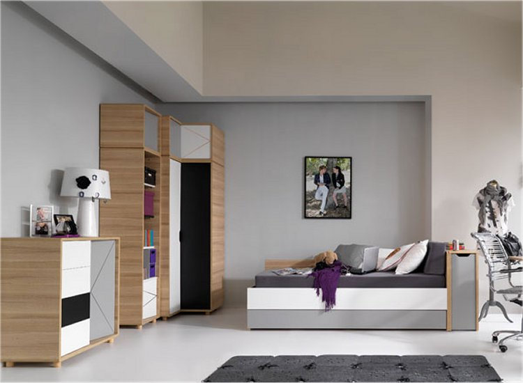 chambre de luxe pour ado. Black Bedroom Furniture Sets. Home Design Ideas