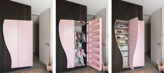 Photo armoire pour chambre de fille
