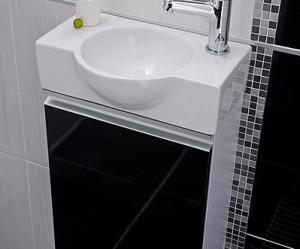 armoire salle de bain faible profondeur