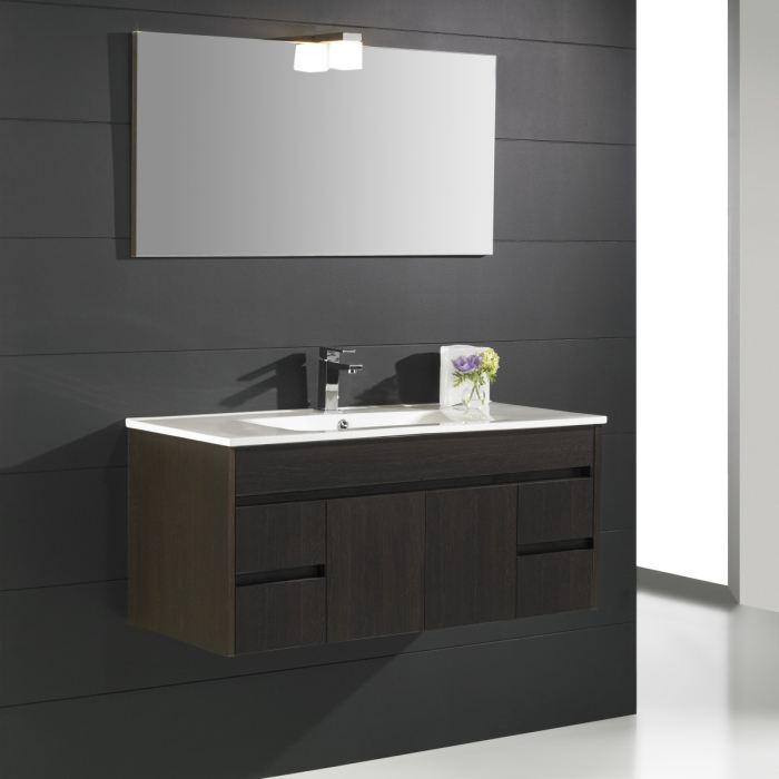 Armoire salle de bain wenge for Salle de bain en ligne