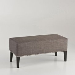 banc fin de lit. Black Bedroom Furniture Sets. Home Design Ideas