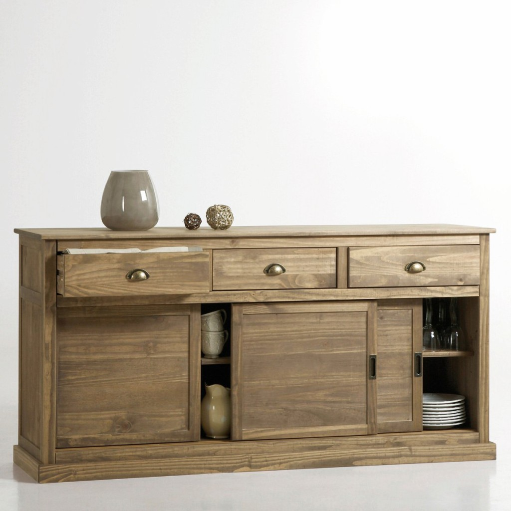 Buffet bas la redoute Buffet meuble