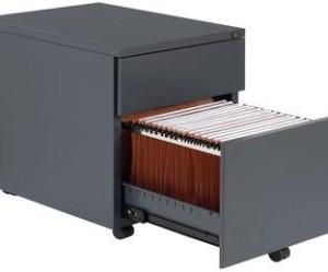 caisson de bureau en metal