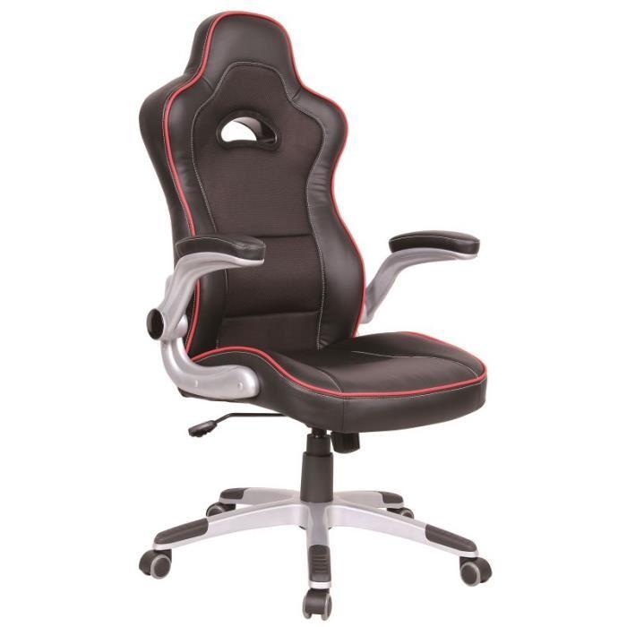Chaise confortable bureau fauteuil bureau simili cuir