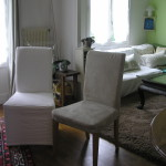 chaise de salle a manger ikea