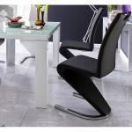 chaises salle a manger moderne pas cher