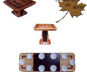desserte transformable table