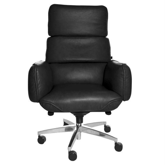fauteuil de bureau cuir zapf. Black Bedroom Furniture Sets. Home Design Ideas
