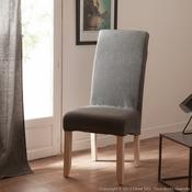 housse de chaise courte