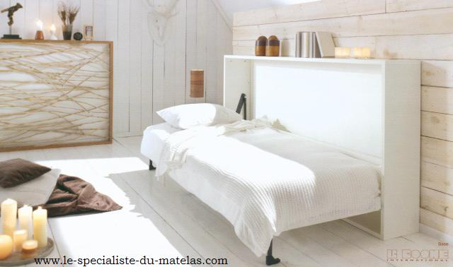 Lit escamotable 1 personne ikea my blog for Armoire une personne